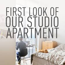 nyc apartment furniture. First Look Of Our New Studio Apartment In NYC Nyc Furniture