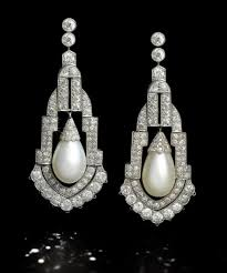 1666 best pearl jewelry images on pearl and diamond chandelier earrings