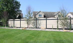 maintenance free fencing what are the