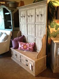Storage Bench Seat With Coat Rack Charming Entry Hall Tree Storage Bench Entryway Hall Tree Coat 26