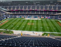 Soldier Field Chicago Bears Seating Chart Soldier Field Section 436 Seat Views Seatgeek
