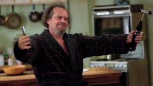 Jack Nicholson kevinfoyle After seeing Buddy s mother the two stop at a restaurant on the way back to New York and after Buddy pressures him Dave flirts with and goes home with.