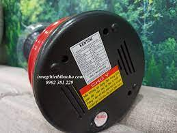 KHUYẾN MÃI - Đèn pin sạc chiếu sáng khẩn cấp xách tay Kentom KT 302 - hình  thật - KT302