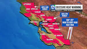 California heat wave: No nighttime ...