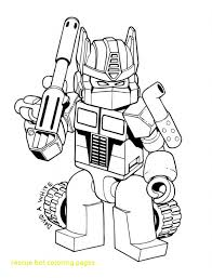 rescue bot coloring pages with best bots page free for