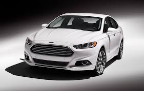 Ed Koehn Ford Lincoln: The 2013 Ford Fusion!