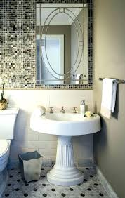 pedestal sink ideas impressive bathroom pedestal sink ideas with small pedestal sink nice bathroom pedestal sink