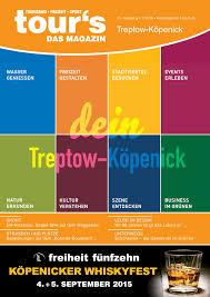 Calaméo Tours Magazin Regional Treptow Köpenick 012015