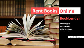 Rent A Book Online Free Best Site To Rent Books Online With 0 Late Fee