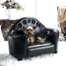 enchanted home pet bed black headboard free ultra plush astro sofa dog enchanted home pet bed dog cat sofa