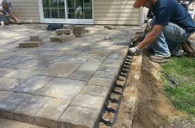 2017 Brick Paver Costs  Price To Install Brick Pavers U0026 PatiosHow To Install Pavers In Backyard