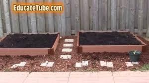 diy beautiful backyard vegetable garden bed for under 100 dollars cool weekend outdoor project