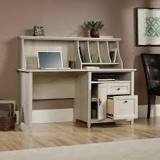 image of stylish computer desk hutch