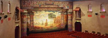 Peerys Egyptian Theatre David Eccles Conference Center