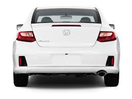 Image: 2013 Honda Accord Coupe 2-door I4 Auto LX-S Rear Exterior ...