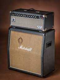 Marshall 4x10 Cabinet Bright Ball Breaking Volume Music Man 65 Sixty Five Head Amp