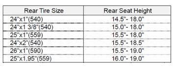 Wheelchair Size Chart Rear Wheel Matrix How Iroll Sports