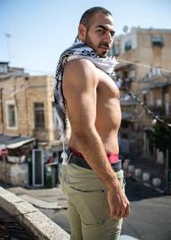 Arab gay male models
