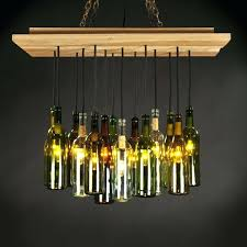 glass bottle chandelier glass bottle ceiling light glass bottles chandelier glass bottle chandelier