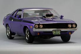 Greg's Scale Plastic Model Showcase: Dodge Challenger T/A