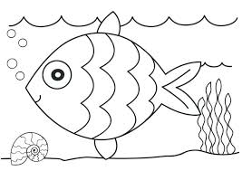 Free Printable Colouring Pages For Toddlers Simple Coloring Pages