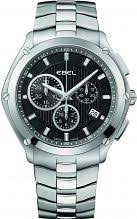 "swiss made watches watch shop comâ""¢ mens ebel sport chronograph watch 1216042"