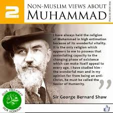 The Pinoy Atheist Sir George Bernard Shaws Quote About Islam