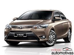 Toyota terá sedã compacto no Brasil para enfrentar o Honda City ...