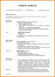 Resume Style Best Forma Solagenic