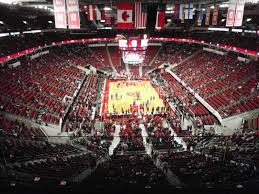 Pnc Arena Seating Chart By Row Pnc Arena Section 333 Row D Seat 24 North Carolina State