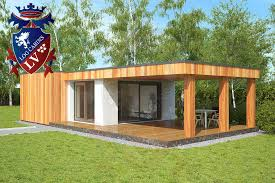 timber garden office. Garden Office Siberian Larch Fully Insulated Timber N