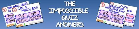 The Impossible Quiz 2 Answers Impossible Quiz Answers The Impossible Quiz Walkthrough