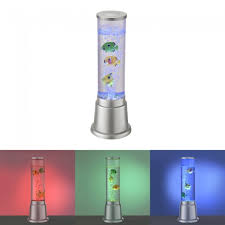 Leuchten-Direkt AVA Colonna luminosa ad acqua LED Argento 85127-21 |  Lampada.it
