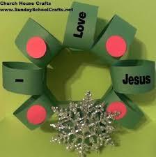 Christmas Craft For Kids  Nativity Triptych Craft Stick Bible Christmas Sunday School Crafts