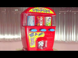Sweet Vending Machine Beauteous Heart 48 Miniature Vending Machine With Tiny Candy You Can Eat