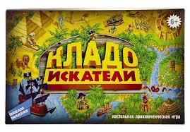 <b>Настольная игра Dream Makers</b> 1206H желтый, коричневый ...