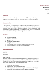 How To Type Resume how do you type resume Enderrealtyparkco 1