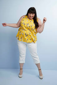 Evri Size Chart Check Out Kohls Cute New Plus Size Label Evri Stylecaster