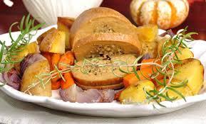 vegan roast tofurky recipe mama veggie