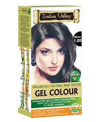 Indus Valley Natural Hair Color Is
