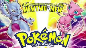 Poke Commentaries w Tyrone & Dein Pokemon The First Movie Mewtwo Strikes  Back - video Dailymotion