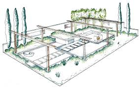 garden design plans. Sketch Proposal For Show Garden. Garden Design Plans