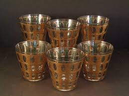 barware collection culver pisa old fashioned glasses