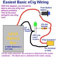 series battery mosfet wiring diagram box mod schematy diy build your own mod any way you like the puck e cig mods