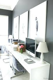 home office paint colors id 2968. Double Desks Home Office. Desk Office Large Best Ideas On . Paint Colors Id 2968 O