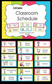 Classroom Routine Chart 249 Best Classroom Idea Images In 2019 Classroom