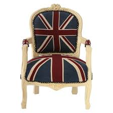 british flag furniture. Children Room Chair With British Flag As A Reference 001 Furniture