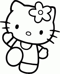Free Printable Hello Kitty Coloring Pages Games Best Hello Kitty
