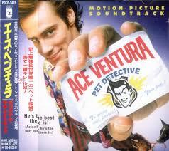 Original Soundtrack,Ace Ventura: Pet Detective,Japan,Promo,CD ALBUM, - Original%2BSoundtrack%2B-%2BAce%2BVentura%253A%2BPet%2BDetective%2B-%2BCD%2BALBUM-518074