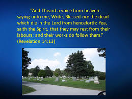 and their works do follow them the 144 000 in heaven sing a new song 14 1 5 preaching angels